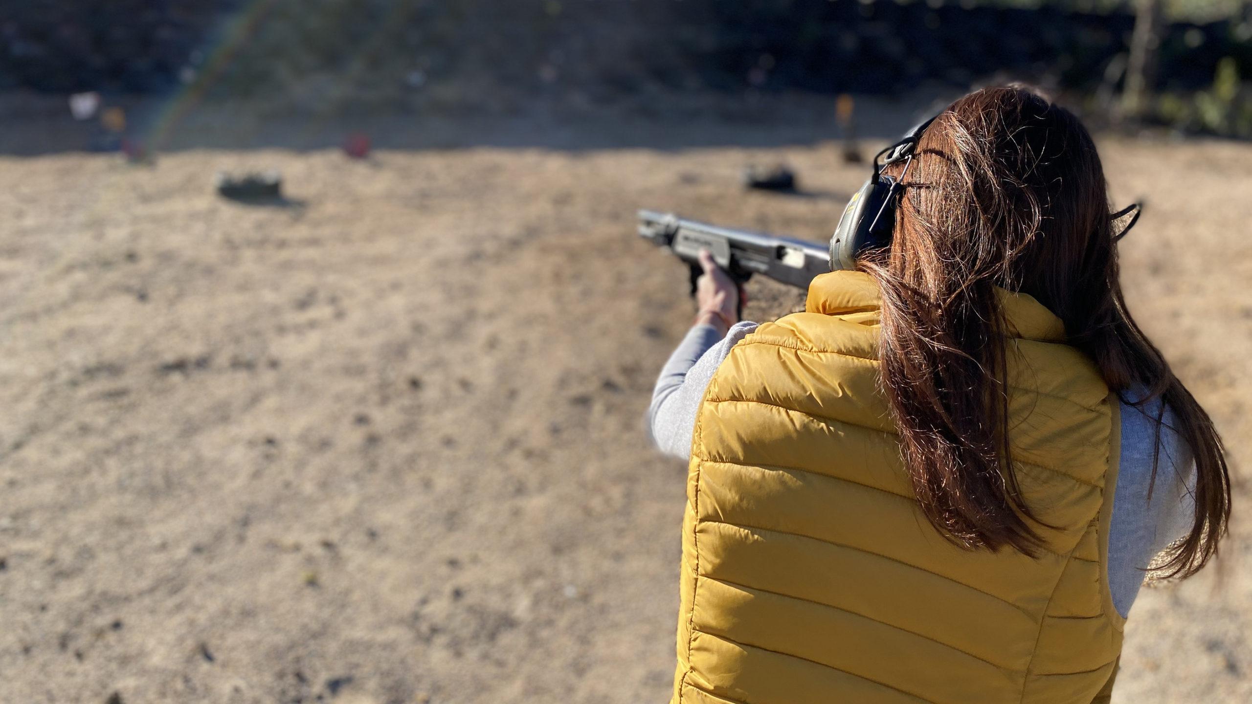 Shotgun Header, Andrea